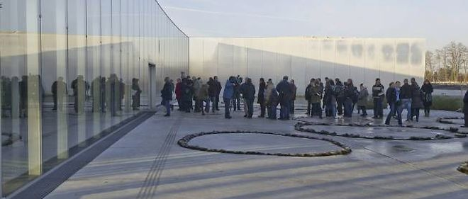 Le Louvre-Lens a ouvert ses portes au public le 12 décembre.