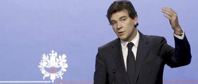 Le ministre du Redressement productif, Arnaud Montebourg.