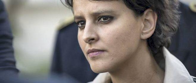 """Najat-Vallaud Belkacem a annoncé que le """"gouvernement ne bloquera pas à tout prix"""" l'extension de la PMA aux couples lesbiens."""