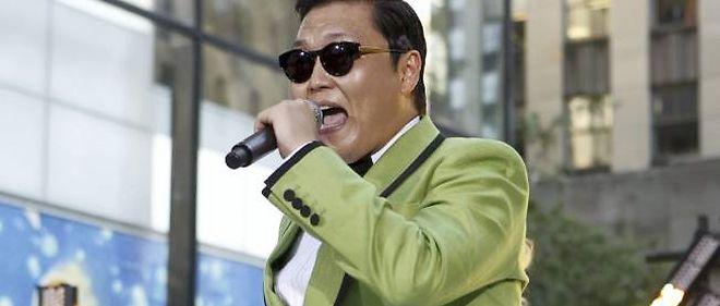 """Le Sud-Coréen Psy et son """"Gangnam Style"""" ont créé une véritable tempête sur la Toile."""