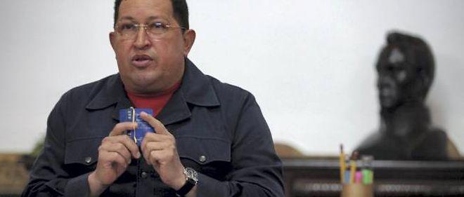 Hugo Chávez a subi sa quatrième opération.