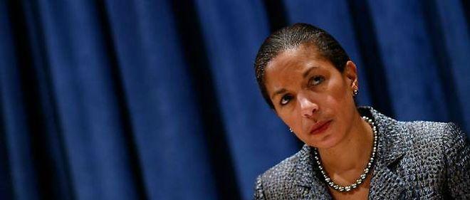 Susan Rice a provoqué une escarmouche diplomatique avec Paris.