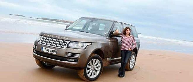 Le Land Rover Range Rover