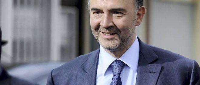 """""""Nous sommes en train de résoudre la crise de la zone euro"""", a affirmé le ministre français de l'Économie Pierre Moscovici."""