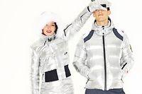 Rossignol réconcilie le ski et la mode. ©Sonny Vandevelde