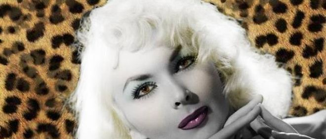 Marie-Pierre Pruvot, alias Bambi, star des cabarets dans les années 60.