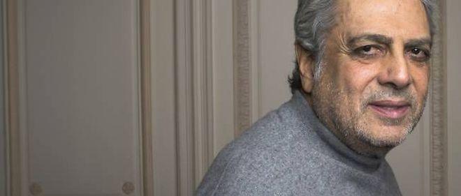 Enrico Macias, en novembre dernier.