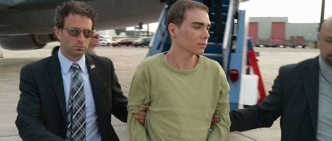 Luka Rocco Magnotta peu après son arrestation, en juin dernier.