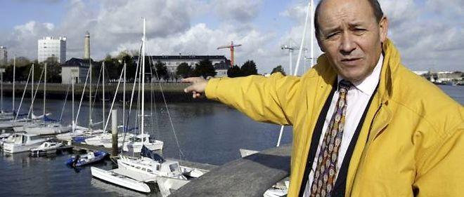 """Jean-Yves Le Drtian, un ministre """"très attaché à la Bretagne"""", explique le communiqué de Paysan breton."""