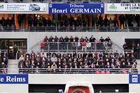 Tribunes du stade Auguste-Delaune ©Franck Poidevin pour Mennesson Photo