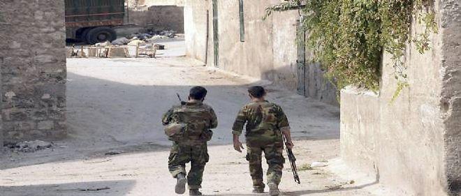 A Alep, le 9 octobre 2012.