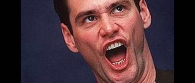 L'acteur Jim Carrey, adepte de Snapchat ?