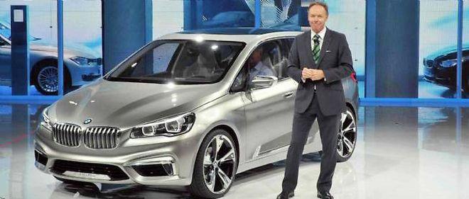 bmw : ventes record en 2012 à +10,6% | automobile