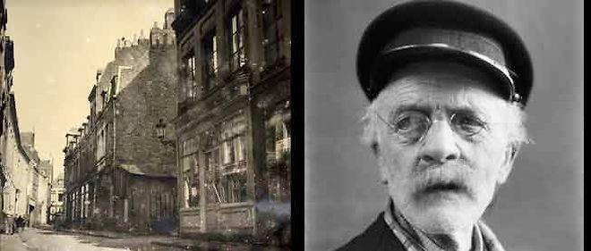 """L'ouvrier et musicien Pierre Degeyter composa """"L'Internationale"""" dans le quartier de Saint-Sauveur."""