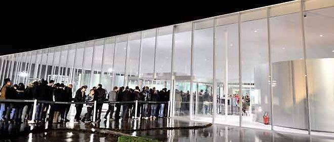 Inauguration du musée le 4 décembre 2012.
