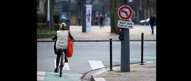 Les automobilistes se plaignent des cyclistes.