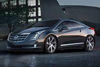 Très fidèle au dessin du concept car Converj de 2009, la Cadillac ELR sera commercialisée dès 2014, aux Etats-Unis d'abord, puis en Europe.