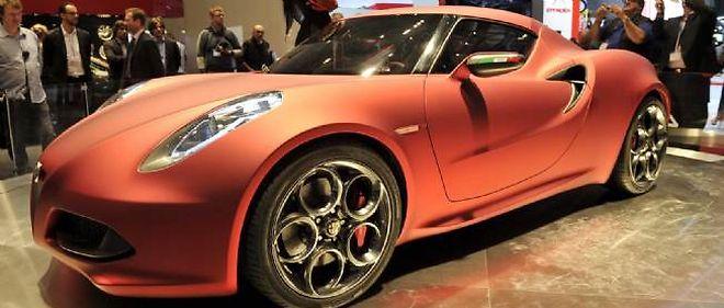 La 4C dispose d'une technologie très moderne avec son châssis carbone et se pose déjà en référence face à la future Alpine. Avec un atout supplémentaire : elle sera vendue aux États-Unis.