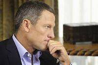 Lance Armstrong semblait comme étranger à lui-même lors de son entrevue avec Oprah Winfrey. ©George Burns/AP/SIPA