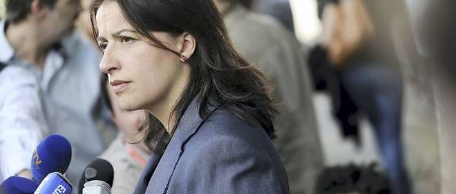 Cécile Duflot met en oeuvre une loi rarement appliquée. © Jean-Sébastien Évrard / AFP