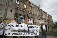 Les victimes de l'usine de Condé sur Noireau (Calvados) constituent le dossier phare de l'affaire de l'amiante.