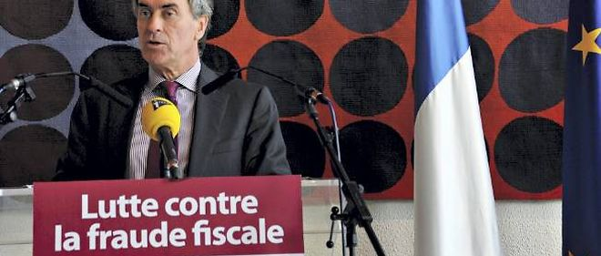 Jérôme Cahuzac fait la publicité des mesures décidées par le gouvernement pour lutter contre la fraude fiscale.