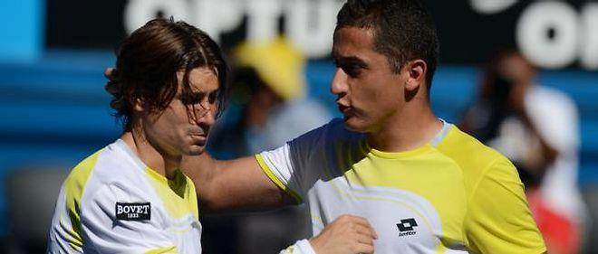 Longtemps dominé par Nicolas Almagro, David Ferrer a réussi à s'imposer au forceps.