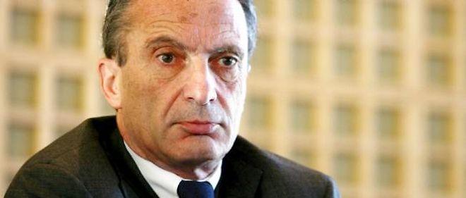 Le PDG d'EDF Henri Proglio.