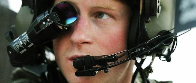 Le prince Harry a quitté lundi soir l'Afghanistan au terme de 20 semaines de déploiement.