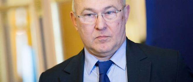 Le ministre du Travail, Michel Sapin.