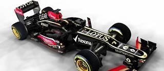 La Lotus E21 est la première Formule 1 de la saison 2013 a être dévoilée.