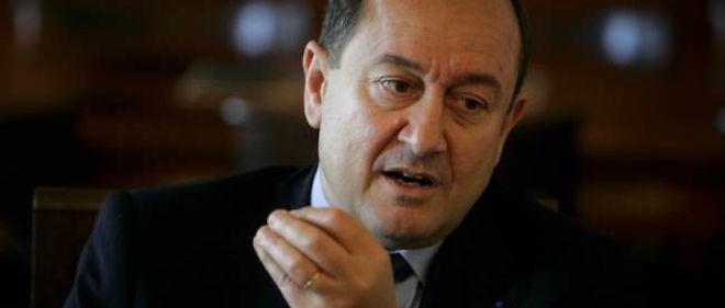 Bernard Squarcini, le patron de la Direction centrale du renseignement intérieur.