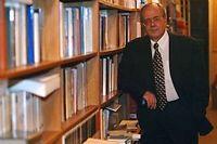 Le psychanalyste Jacques-Alain Miller. ©Mehdi Fedouach