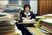 La juge Bertella-Geffroy va déposer un référé devant le Conseil d'État contre sa mutation forcée. ©Thomas Coex