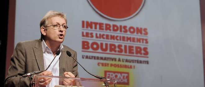 Pierre Laurent a ete reelu secretaire national du Parti communiste francais a l'issue de son 36e congres.