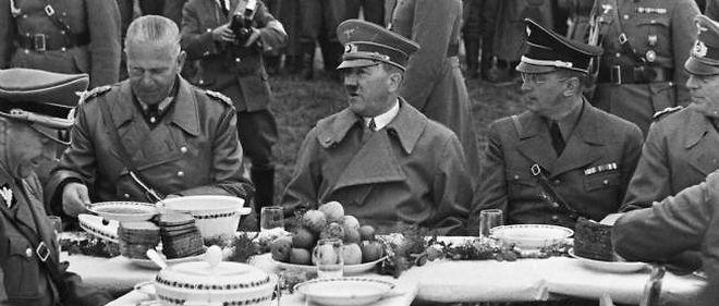 """Allemagne : Margot Woelk, la """"goûteuse"""" d'Hitler"""
