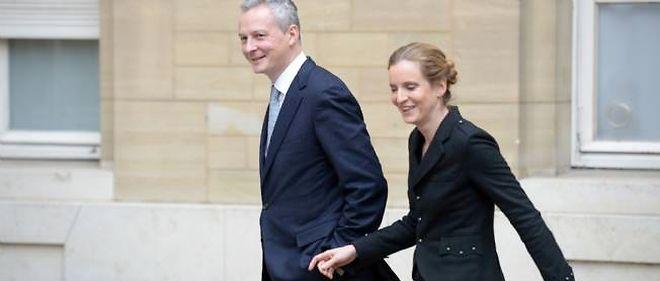 Bruno Le Maire et Nathalie Kosciusko-Morizet.
