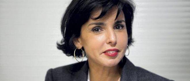 L'ex-garde des Sceaux a renouvelé sa candidature aux primaires de l'UMP pour les municipales de 2014 à Paris.