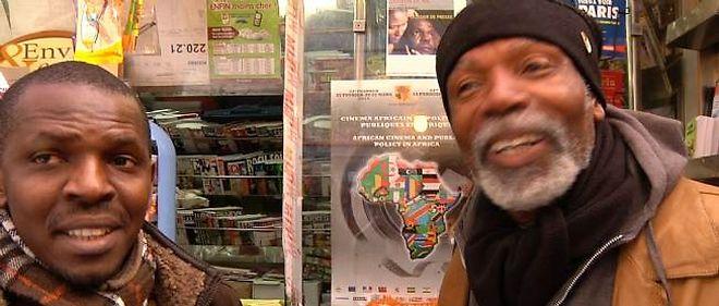 Hurel-Régis Beninga et Robert Kouabo.