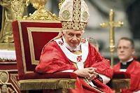 Photo d'illustration - Le pape a annoncé sa démission pour le 28 février.