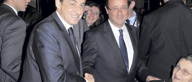 François Hollande peut dire merci à Nicolas Sarkozy et à l'esprit du nouveau traité européen.