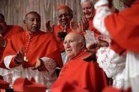 Michel Piccoli joue le rôle du pape dans
