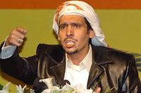 Le poète qatari Mohammed Al-Ajami, alias Ibn al-Dhib, a été condamné à 15 ans de prison en appel. ©DR