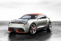 Le Provo, le prototype que présentera Kia au salon de Genève, est animé par un groupe propulseur hybride.