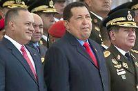 Le président Hugo Chavez est décédé ce mardi soir ©Sipa