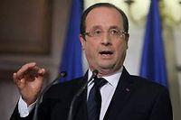 Le président français François Hollande a souligné dans un communiqué que