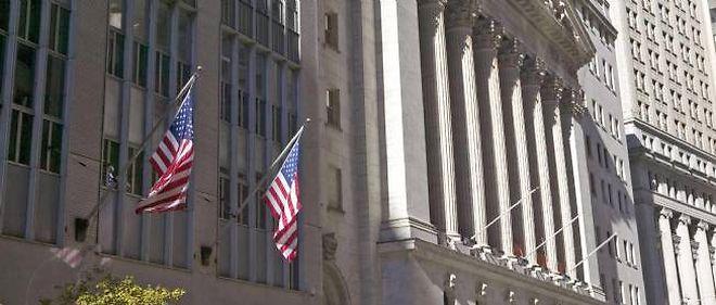 La bourse Newyorkaise
