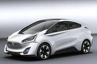 Les lignes de la Mitsubishi sont insolites mais toutes les voitures électriques veulent marquer esthétiquement leur différence. Réaliste, elle sert de laboratoire à une future voiture de route commercialisée.