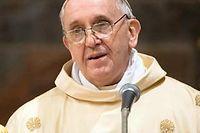 Le pape François ©AFP