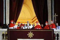 Le Pape François. ©MARI/SINTESI
